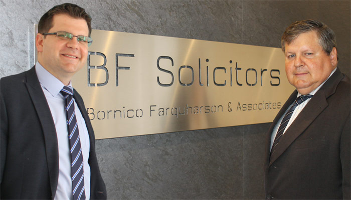 BF Solicitors Founders