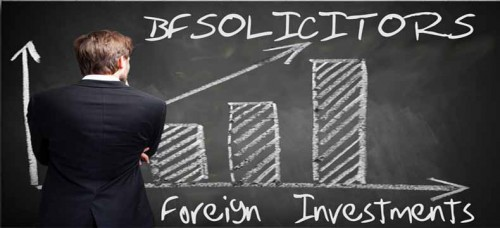 Foreign Investments in Spain