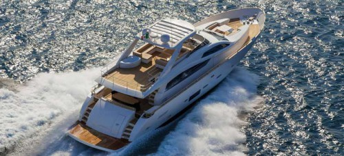 Yacht purchases and registrations
